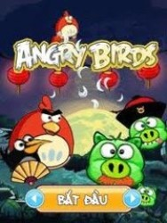 Game angry birds - Friends cho android