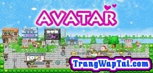 Game avatar online cho điện thoại di động