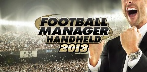 Game football manager handheld 2013 cho android
